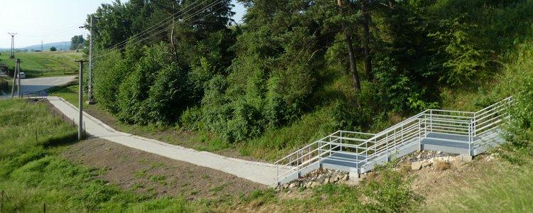 Havarijný stav schodiska pri železničnej stanici vyriešený - Ilustračná fotografia