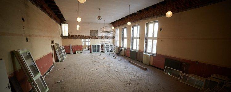 Rekonštrukcia budovy OcÚ i KD sa rozbehla naplno - Ilustračná fotografia