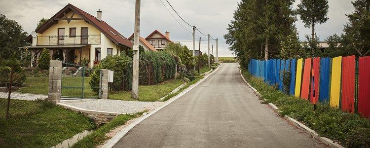 Rekonštrukcia miestnych komunikácií - Ilustračná fotografia