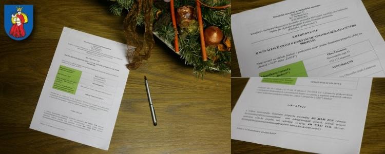 Vianočný darček pre obec Letanovce - Ilustračná fotografia