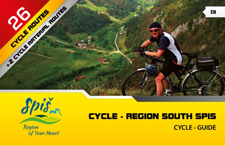 Cycle guide - South Spis